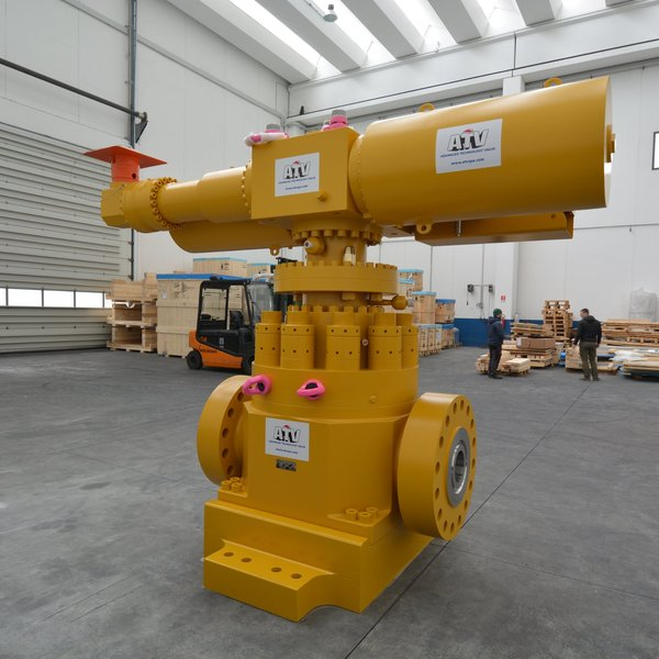 HPHT Subsea Top Entry Ball Valve