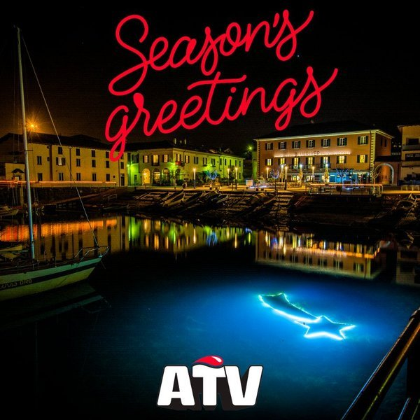 Season's Greetings from ATV!